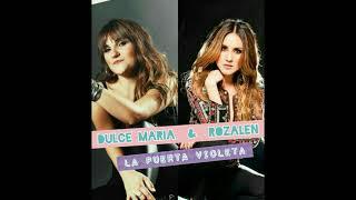 La Puerta Violeta * Rozalen Feat Dulce Maria