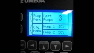 Geo pump operation