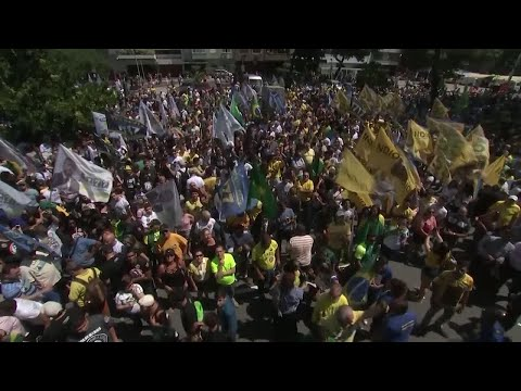 Brazil: Haddad closes in on Bolsonaro in opinion poll