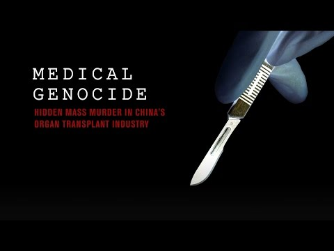 Medical Genocide: Hidden mass murder in China's organ transplant industry (2017). China now performs the most organ transplants in the world yet has few voluntary donors.