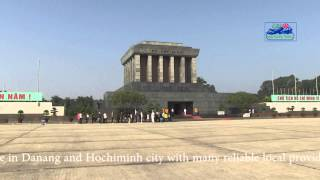 preview picture of video 'Hanoi City Tour 2014 - Part1'