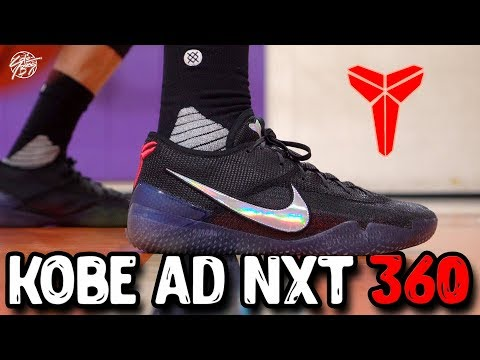 Nike Flyknit Kobe AD NXT 360 Performance Review! Best Ball Shoe of All Time?!