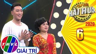 Cặp đôi hài hước Mùa 3 - Tập 6: Lầm - Cẩm Hò, Đình Lộc