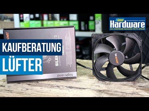 PC-Lüfter (Fans) | Kaufberatung 2019 | Alles Wissenswerte