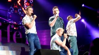 [HD FANCAM] WESTLIFE LIVE IN LIVERPOOL 13 JUNE - MEDLEY FOR THE LAST TIME