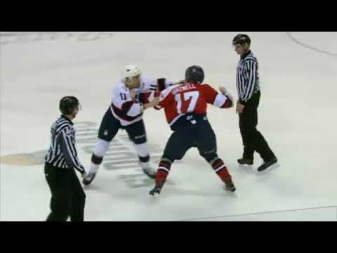 Josh Tarzwell vs. Tanner Sidaway