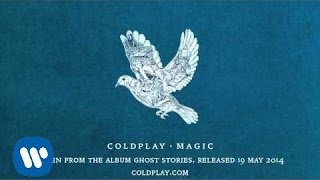 Coldplay   Magic (Official Audio)