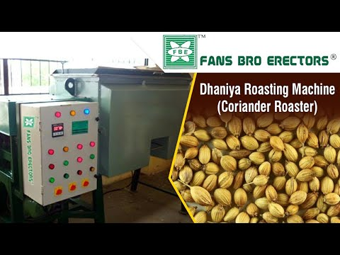 Fansbro Fennel Seeds Roaster