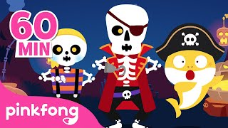 Chumbala Cachumbala and more   +Compilation   Halloween Songs   Pinkfong Songs for Children