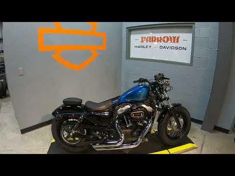 2015 Harley-Davidson Forty-Eight XL 1200X