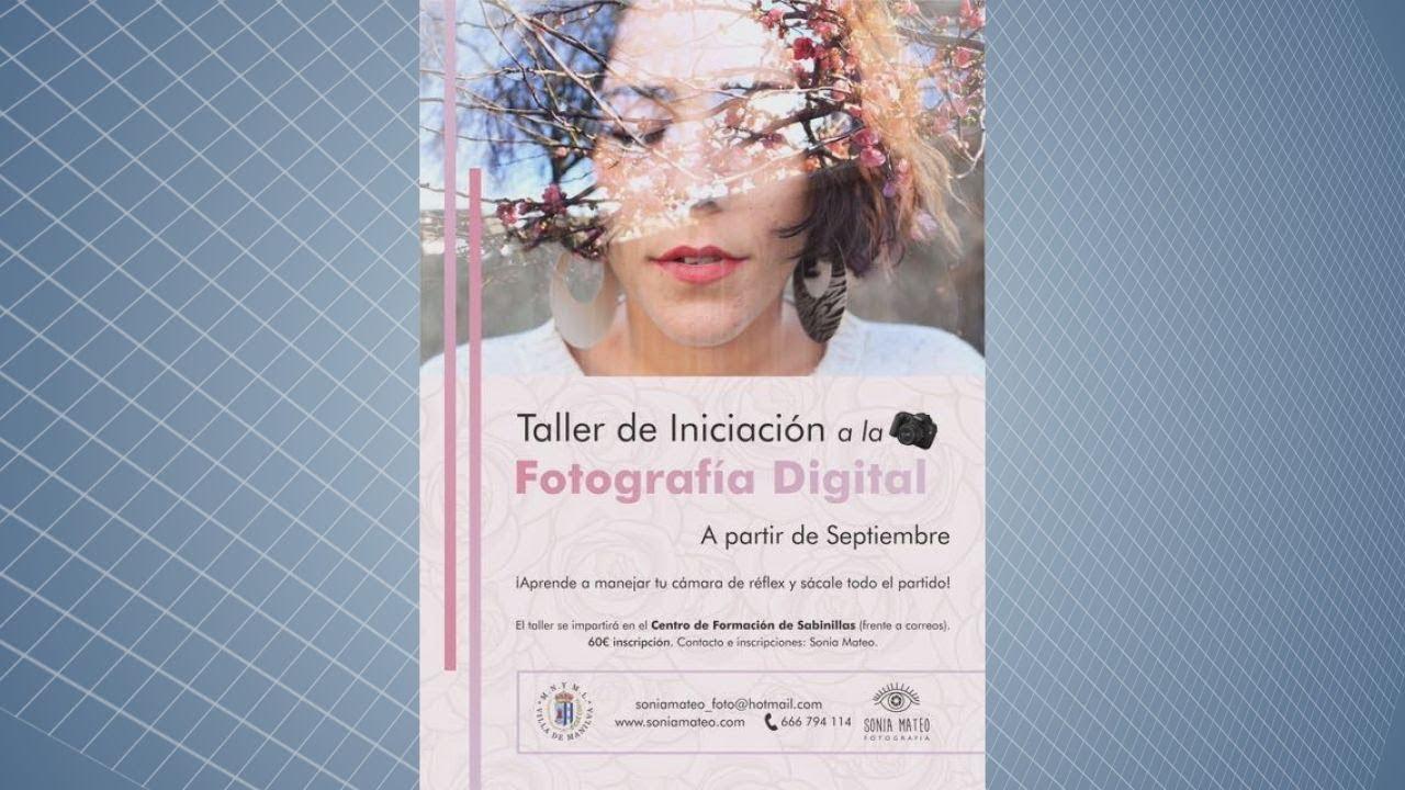 TALLER INICIACIÓN FOTOGRAFÍA DIGITAL