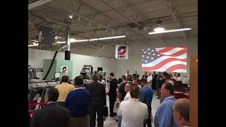 iFlex omet americas demo centre welcome