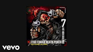 Five Finger Death Punch   I Refuse (AUDIO)