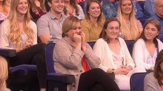 Ellen Steals an Audience Member's Purse - Video Youtube