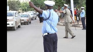 Traffic officers take full charge after NTSA was ordered off the road