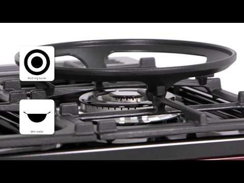 Rangemaster Range Cooker Dual Fuel PDL110DFF - Various Colours Video 1