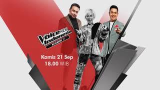 SETIAP KAMIS JAM 18:00 WIB   The Voice Kids Indonesia Season 2 GlobalTV 2017