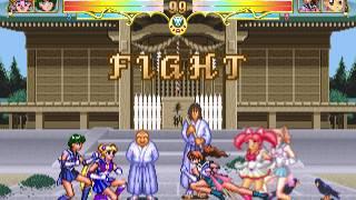 Mugen Team Arcade : Sailor Moon, Sailor Nix