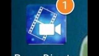 Как пользоваться  PowerDirector