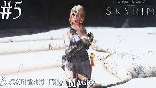History of Skyrim: Special Edition - Académie des Mages #5 - Le Bâton de Magnus