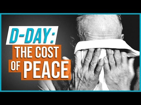 D-Day: The Cost of Peace