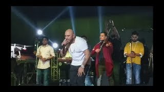 B Praak In Chandigarh   The Village   Live Performance   Kaun Hoyega, Mann Bharreya, Masstaani