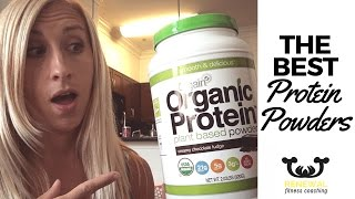 Best Protein Powders for Weight Loss & How to Use Them