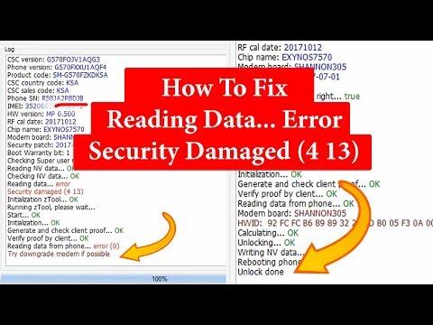 Samsung J7 Core (SM-J701F) Unlock || Try Downgrade Modem If Possible