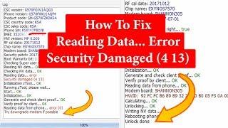 solved) reading data from phone error z3x (unlock 2016 model phone