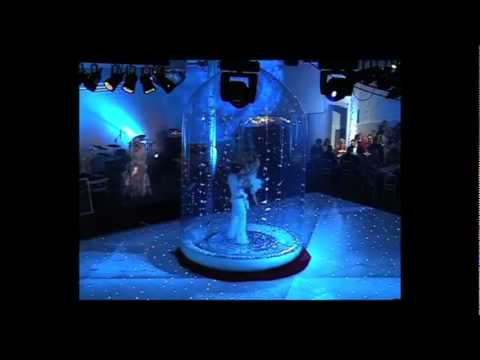 The Giant Snowglobe Video