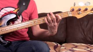 Different for girls - Joe Jackson - Bass cover
