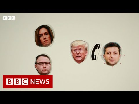 This week's impeachment news in three minutes - BBC News