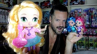 FISHER-PRICE SHIMMER AND SHINE LEAH DOLL (I MEAN ACTION FIGURE) REVIEW