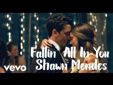 Fallin' All In You Lyrics – Shawn Mendes