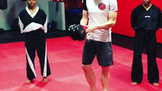Technique of the Week: Spinning Hook Kick