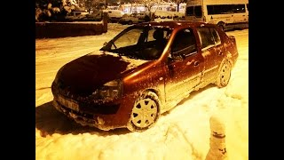 preview picture of video 'Clio Drift Snow Kayseri Talas'