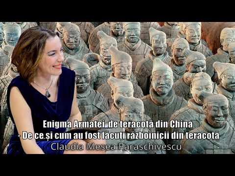 Enigma Armatei  De Teracota din China - De Ce Si Cum Au Fost Facuti Razboinicii din Teracota