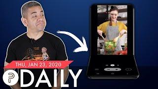 Samsung Galaxy Z Flip UI BETTER than the RAZR?