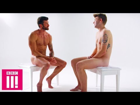Male Body Image: The Naked Truth
