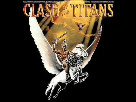 Laurence Rosenthal - The Lovers [CLASH OF THE TITANS, USA - 1981]