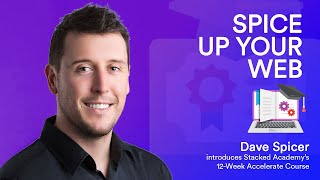Online Learning Has Just Gotten Spicy   Stacked Academy - 12 Week Course