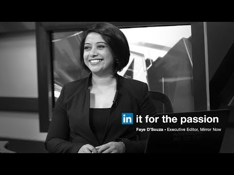 Faye D'souza | Women At Work