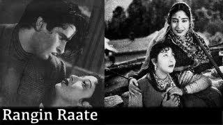 Rangin Raaten - 1956