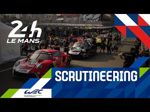 ル・マン24時間。レース前にサーキット入りするマシンの様子。2020年のル・マン24時間もいよいよスタート