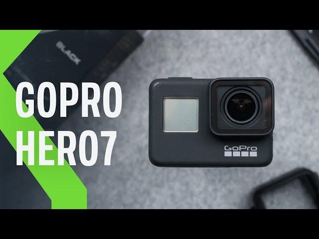 GoPro Hero 7, análisis: ESTABILIZACIÓN BRUTAL para una GoPro que es aún mejor