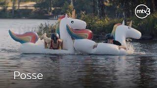 SELFIYTYJAT - SHAMPOO HAASTE |POSSE5 |MTV3