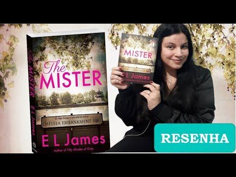 MISTER ? O novo livro de EL JAMES ?Resenha