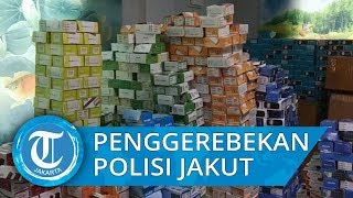 Polisi Jakarta Utara Grebek Pabrik Handphone Ilegal yang Hasilkan Omzet hingga 12 Miliar