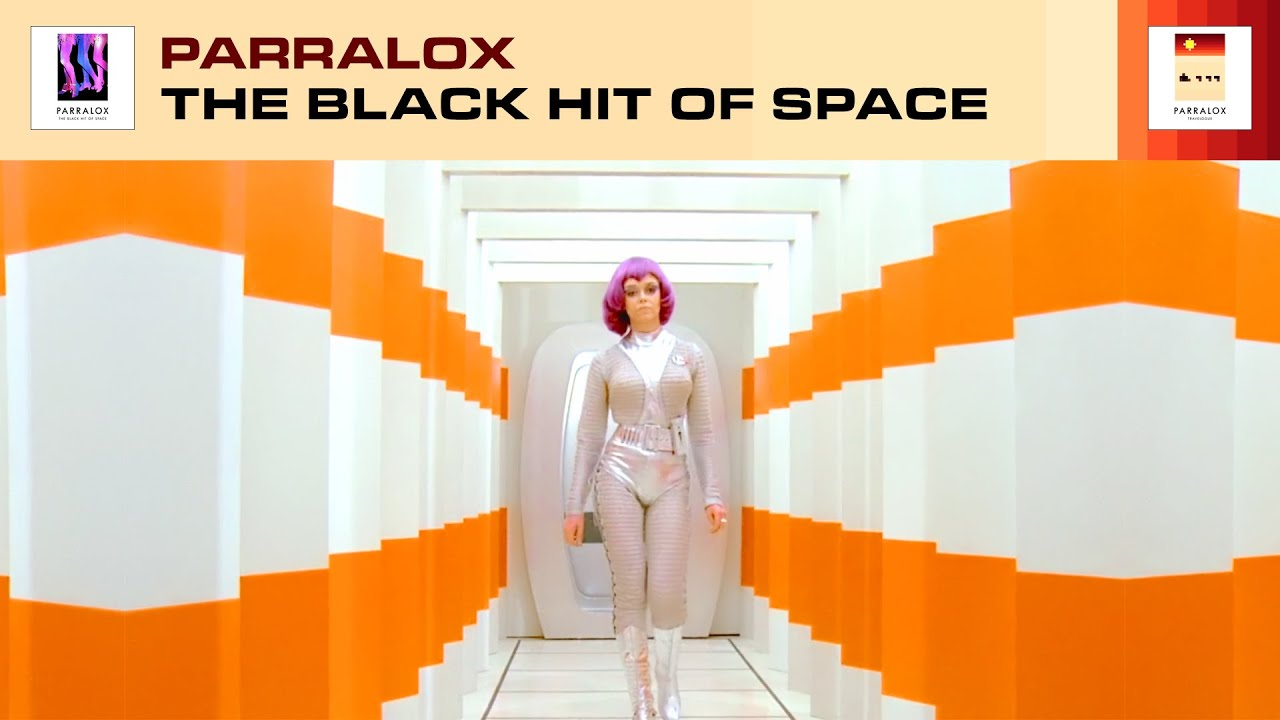 Parralox - The Black Hit of Space (Music Video)