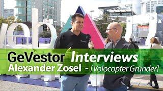 Volocopter-Gründer sieht Flugtaxis im Aufwind